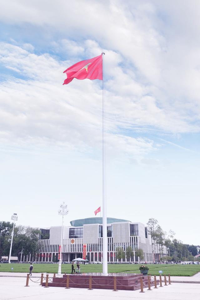 """越南的""""天安门广场"""",国家主席遗体安放于此,与中国有深厚情谊"""