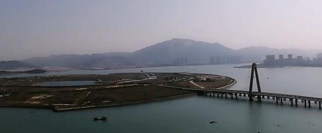 福建厦门最圆的岛,双鱼岛外形像太极图