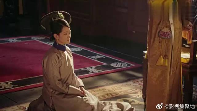 舒妃见过皇上之后,回去便燃火自焚了!