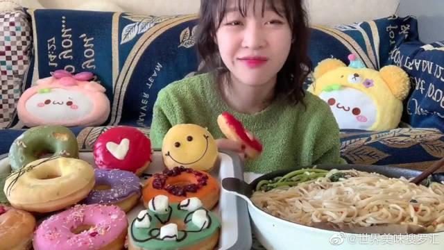 大胃王mini的下午茶也太可爱了吧……