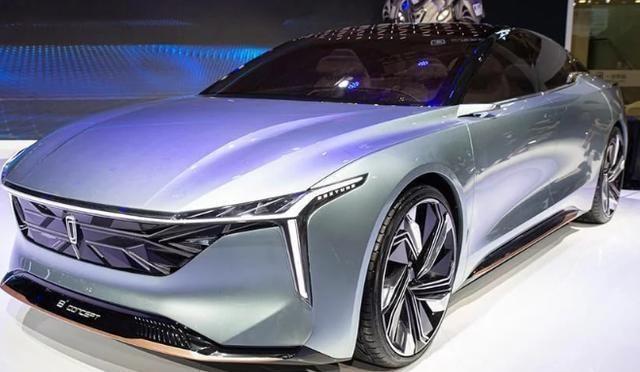 """B2 Concept概念车长春车展首发 奔腾""""B""""系车的无限遐想"""
