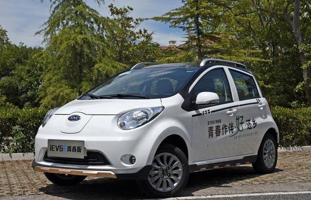 江淮iEV6E降低准入门槛,减配连同降价,售7.25万但难有起色
