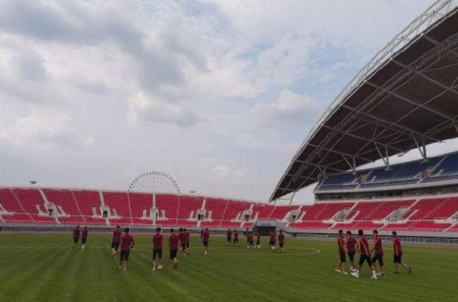 2-2!国少踢鲁能梯队被逼平,球员豪言亚洲冠军,还剩4个月练兵