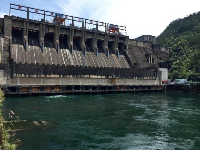 浙江名气大的水库,有天下第一秀水美誉,是杭州面积最大的水体