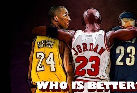 NBA全明星票王次数排名:乔丹居首、詹姆斯次之、科比卡特第三!