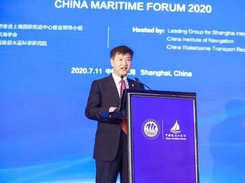 刘小明:交通运输部将支持推动上海形成世界一流海运门户枢纽
