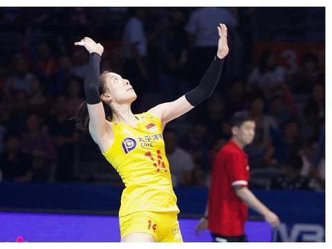 中国女排世界杯16人仅1人落选!3方面诠释原因,难成颜妮替补