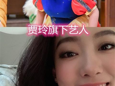 贾玲的旗下艺人,杨幂的旗下艺人,看到周迅:还是老戏骨