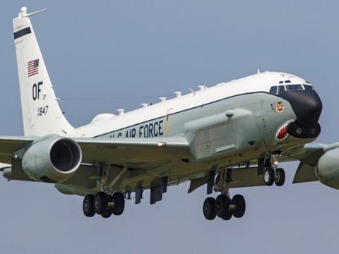 侦察机直接飞抵广东,美国这是想撕破脸了?绝不让撞机事件重演