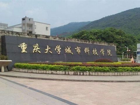 重庆六大独立学院大学排名!