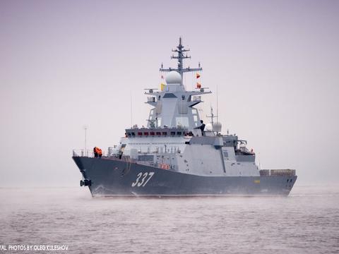 40艘战舰年内服役!核潜艇、神盾舰应有尽有,俄海军要雄起了?