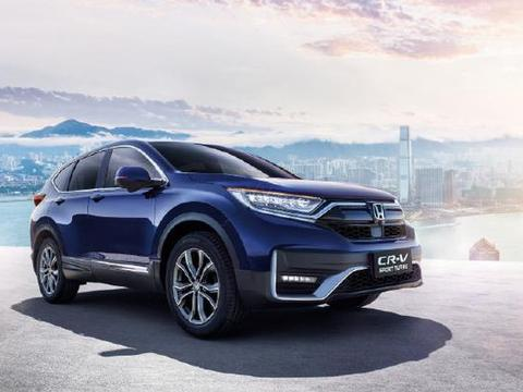 车动态:全新CR-V上市;广汽丰田销量;本田联手宁德时代