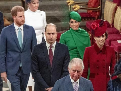 凯特超越英女王成最受欢迎王室成员 梅根粉丝不服气