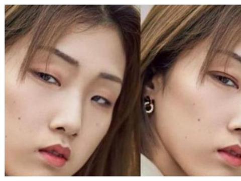 """当明星换上""""双眼皮"""",张若昀颜值暴跌,看到李荣浩:可以拥有"""