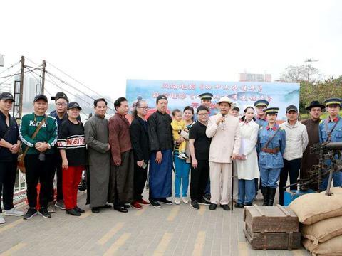 特别分享网络电影《孙中山在桂平》早在2020年初开机拍摄