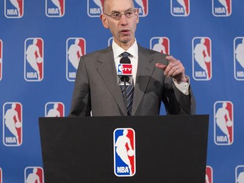 NBA宣布关键措施,这次萧华领先姚明一步,杜锋场边骂人过界了?