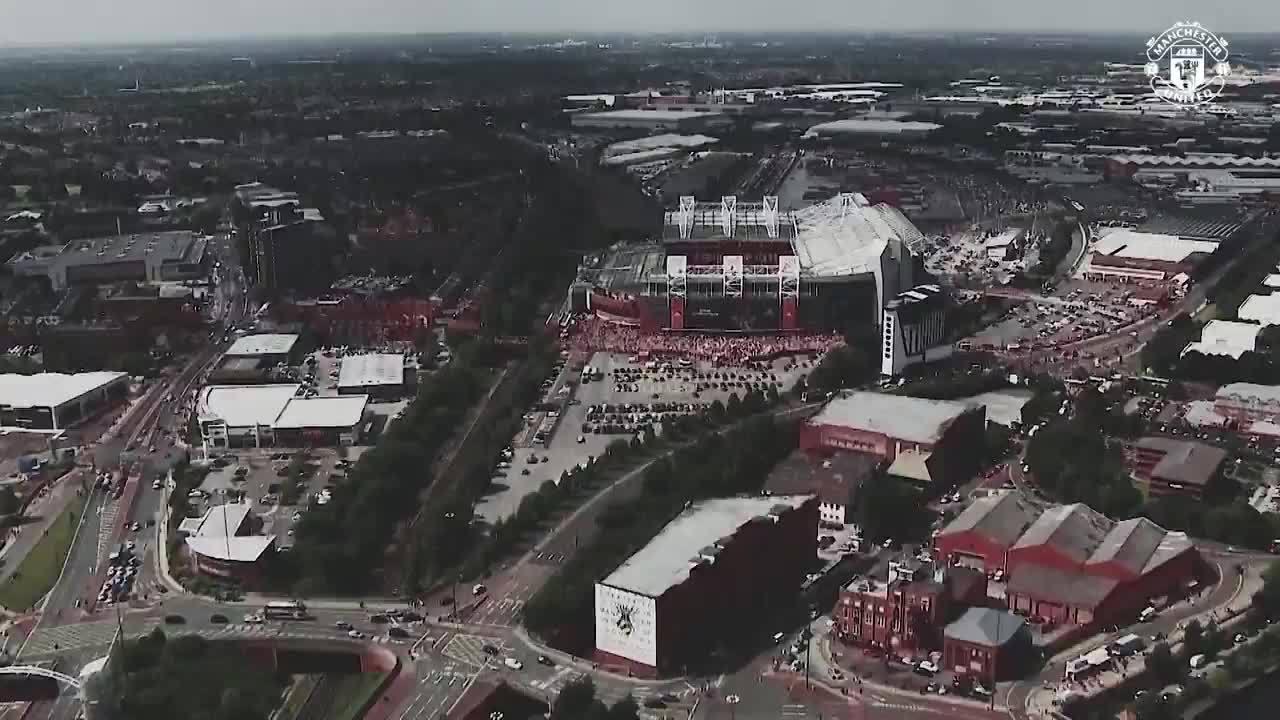 20分钟集锦:维拉vs曼联