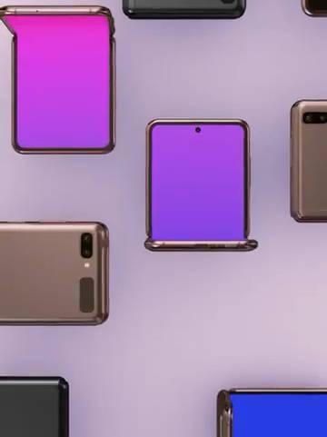 evleaks 曝光了三星 Galaxy Z Flip 5G 版的官方渲染视频……