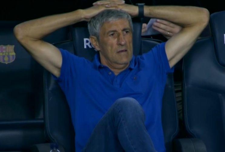 27年耻辱正式到来:西班牙人0-1巴萨