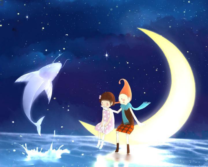 我看见白日梦的尽头是你,从此天光大亮