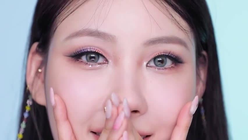 Risabae 2020/07夏日彩色眼线妆容