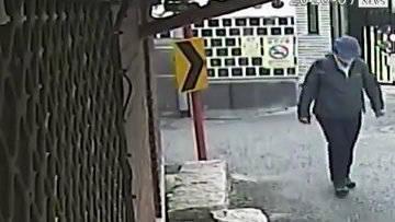 """来自韩国的监控录像:""""首尔市长自杀前""""的影像"""