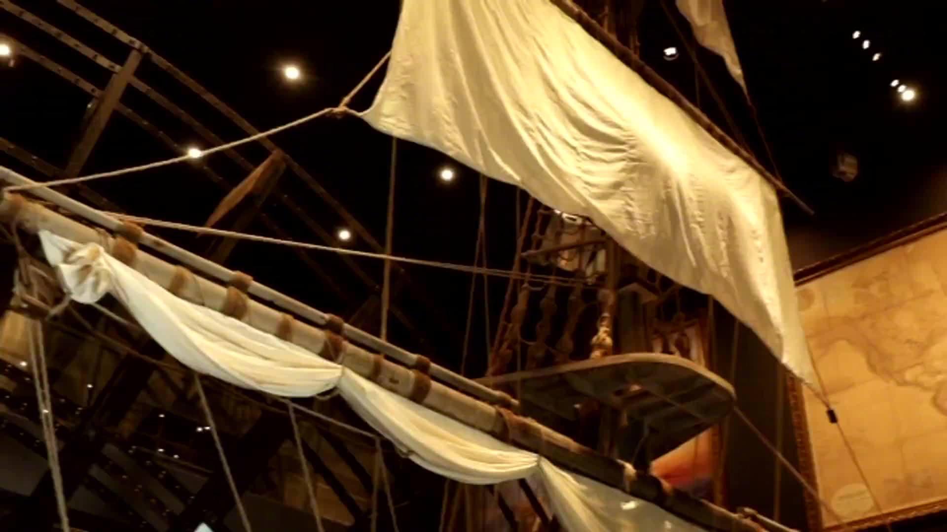 国家海洋博物馆即将恢复开放 新增两个展厅