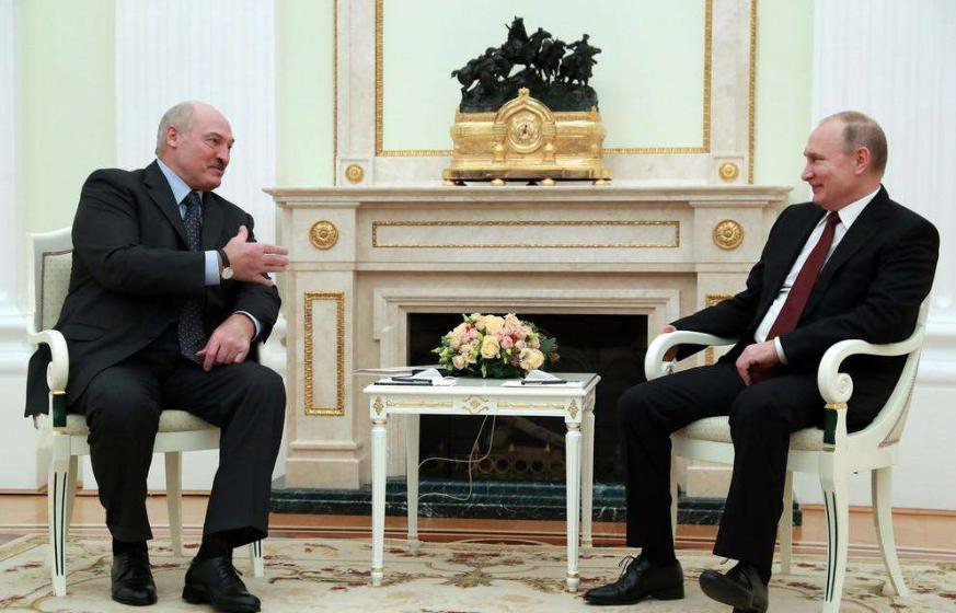 俄罗斯表示,俄领导层暗示白俄可通过合并换取统一能源价格
