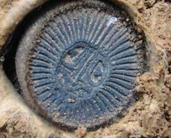 男子迁坟时,挖掘到一枚古钱币,看清真面目后令其后背发凉