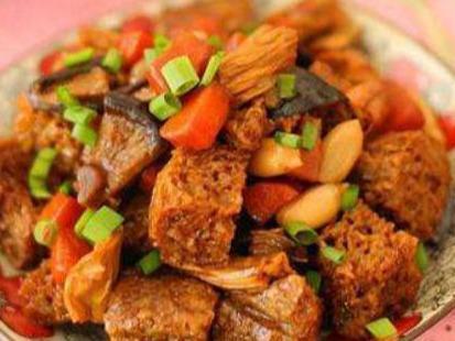几顿美味的家常菜大餐,简单可口,营养丰富,适合全家享用