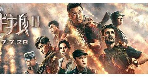 原来他才是《战狼2》最牛配角,出镜不到10秒,身份比吴京还厉害