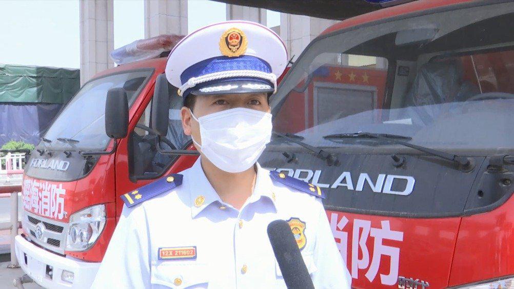 聚焦阜阳市级重大火灾隐患——阜阳瑶海农产品市场开发有限公司