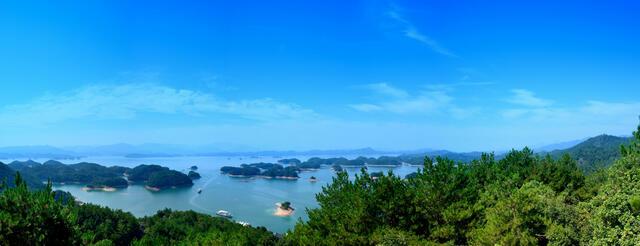 """浙江名气很大的水库,有""""天下第一秀水""""美誉,杭州面积最大水体"""