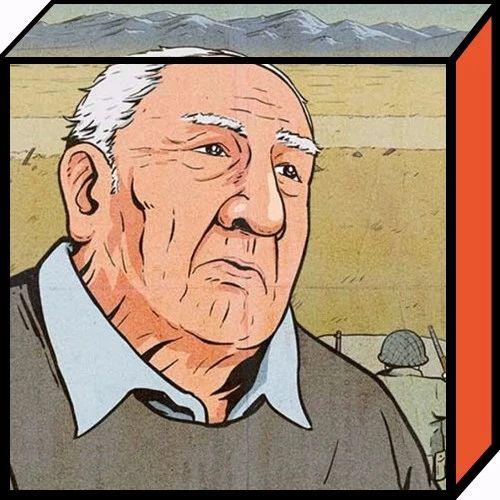 乌鸦漫画:朝鲜战争美国老兵的忏悔