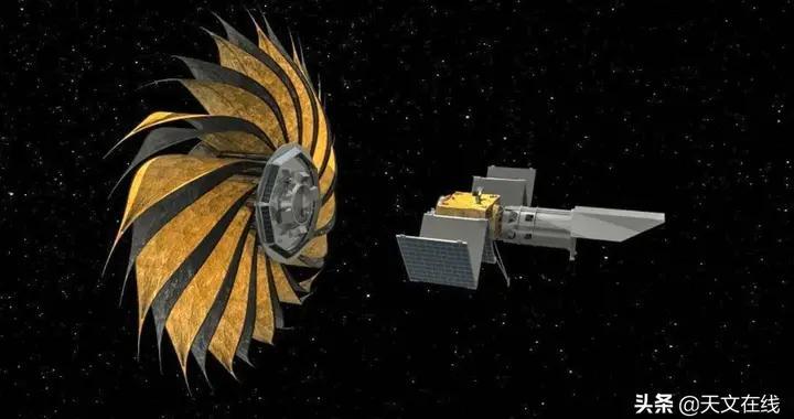 花瓣状的星冕仪助力探索类地行星
