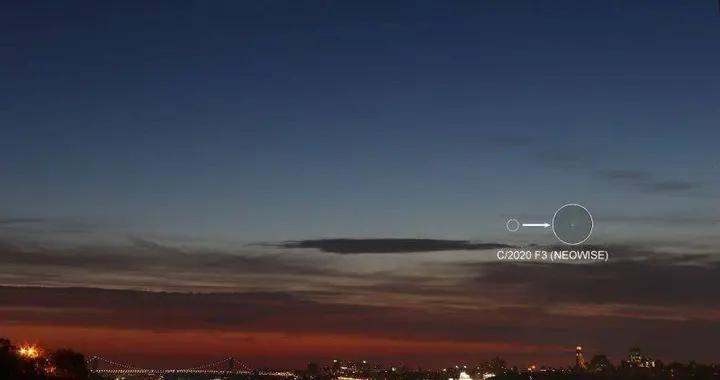 天文小知识:大彗星是什么?我们什么时候能看到?