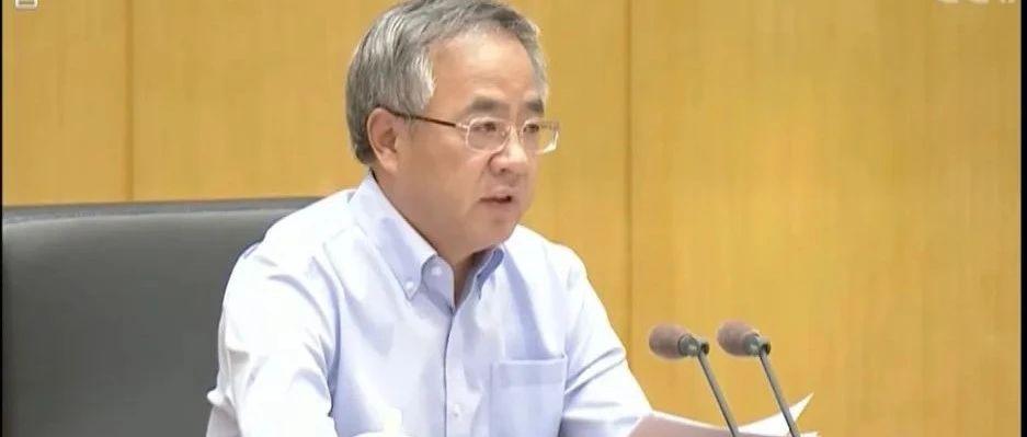 中南海的座谈会刚结束,胡春华就给各地下达了新任务