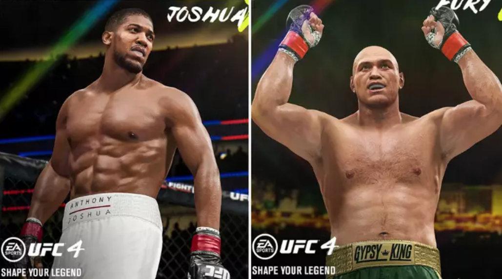 安东尼·约书亚、泰森·富里将跨界大战UFC众将