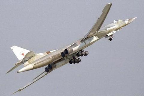 关于战略轰炸机:尽管容易被防空导弹击落,但仍然是战略威慑武器