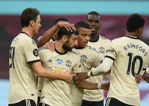 B费:曼联重返欧冠等同夺冠!不在乎对手是谁,自己成功靠队友给力