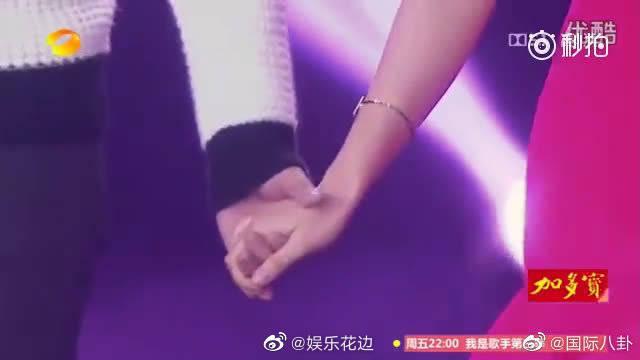 陈晓与陈妍希合唱的《你我》,恩爱甜蜜,真的是一对神仙眷侣!
