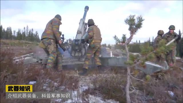 法国LG1榴弹炮射速能把对手打到发懵 (武器知识)