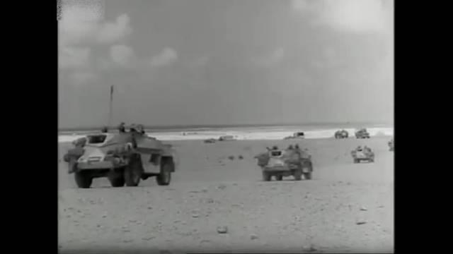 二战武器揭秘:不可或缺的盟军装甲车!