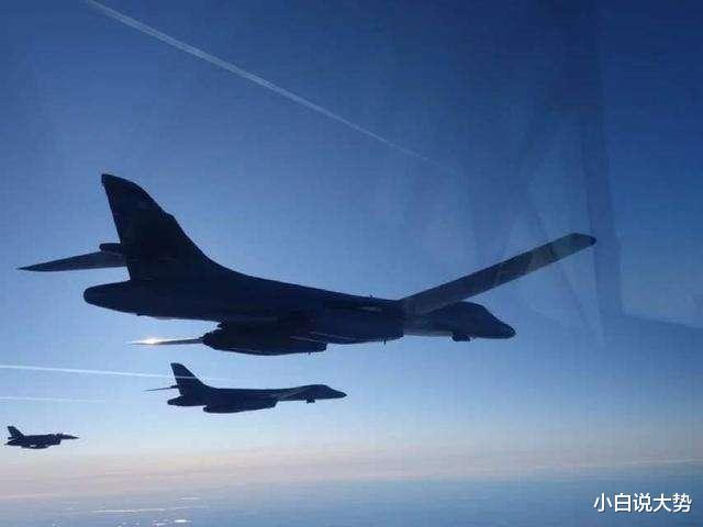 五角大楼评估摧毁俄黑海舰队只需出动20架B-1B战略轰炸机