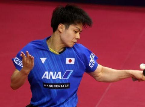 胜率35%!日本19岁小将超2大奥运主力,4-3力克张本智和夺冠