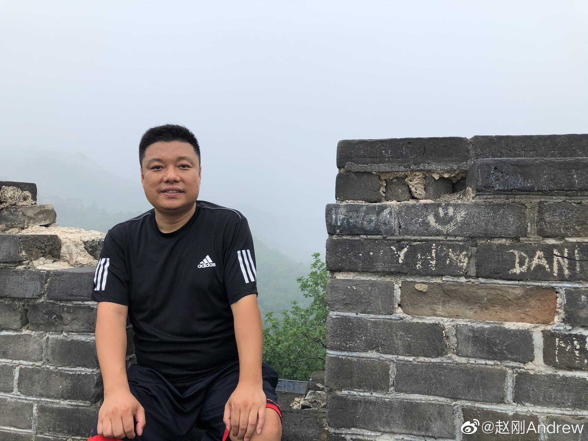 北京疫情好转,周六与家人亲友去慕田峪长城玩