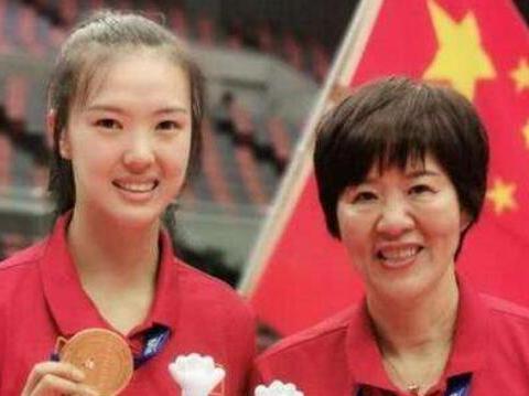 中国女排迎利好!丁霞接班人已出现,郎平冲击奥运冠军再添利器