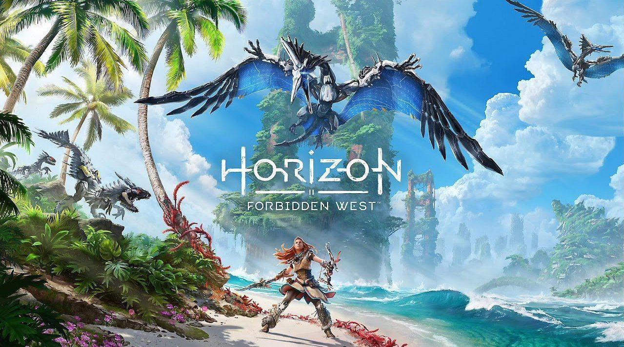"""《地平线2:西部禁域》的预告片主题曲""""Promise of the West""""现"""