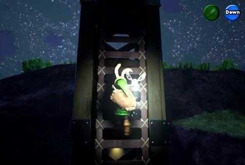 虚幻4重制版《塞尔达传说时之笛》新进展