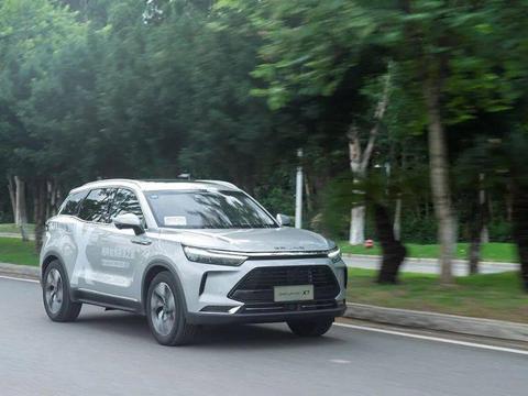 新品牌新形象下的新产品,BEIJING-X7能否刷新人们的印象?